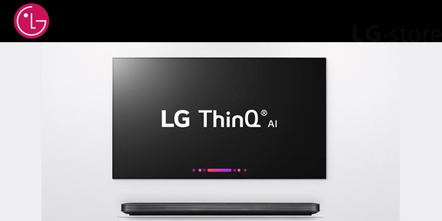 LG AI ThinQ - Hlasové ovládání