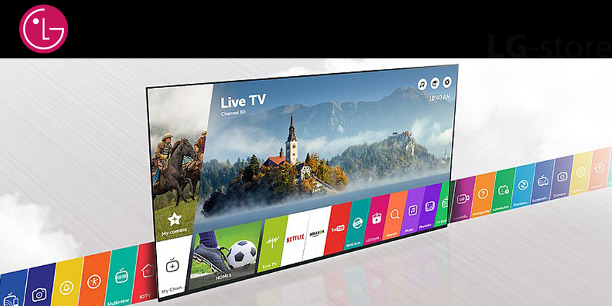 WebOS, Smart TV, 5.0