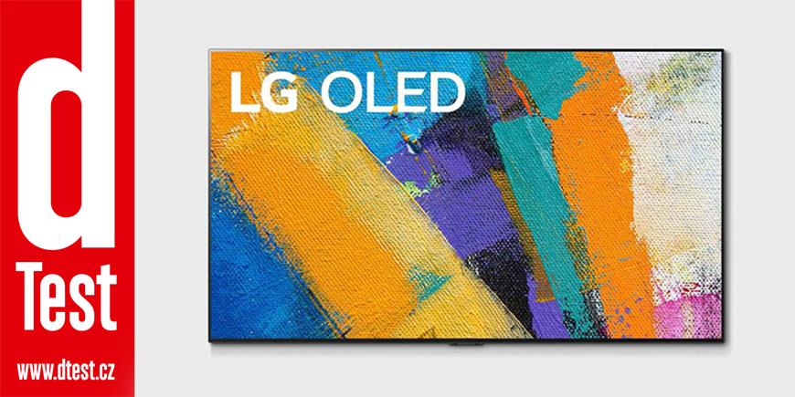 Televize LG v testu dTest 2020