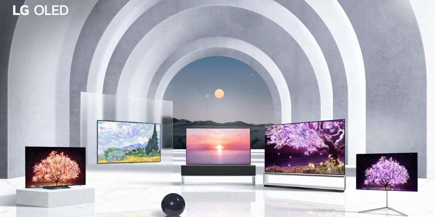 LG OLED A1 - Novinky roku 2021