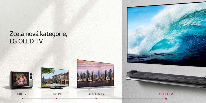 3 výhody LG OLED TV aneb jedna televize pro kino, hry a sport