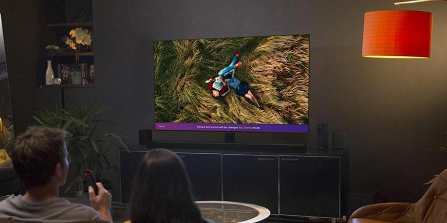 S nejnovější aktualizací DOLBY VISION je hraní na LG OLED ještě lepší