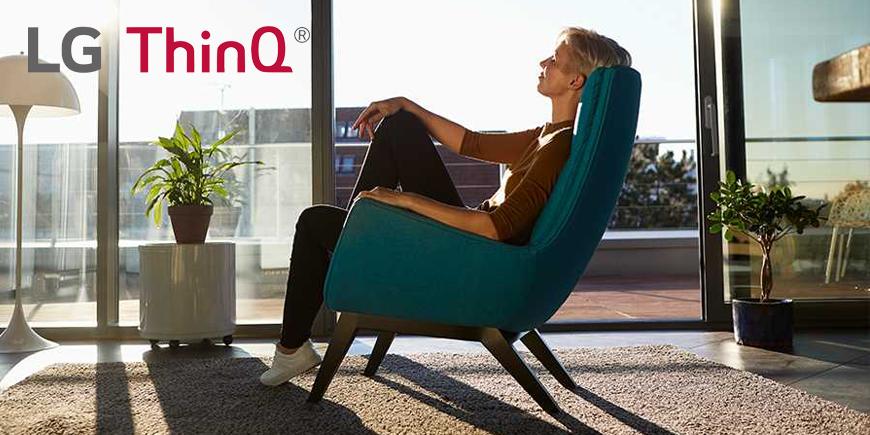 Usnadněte si život za pomoci chytrých spotřebičů s ThinQ
