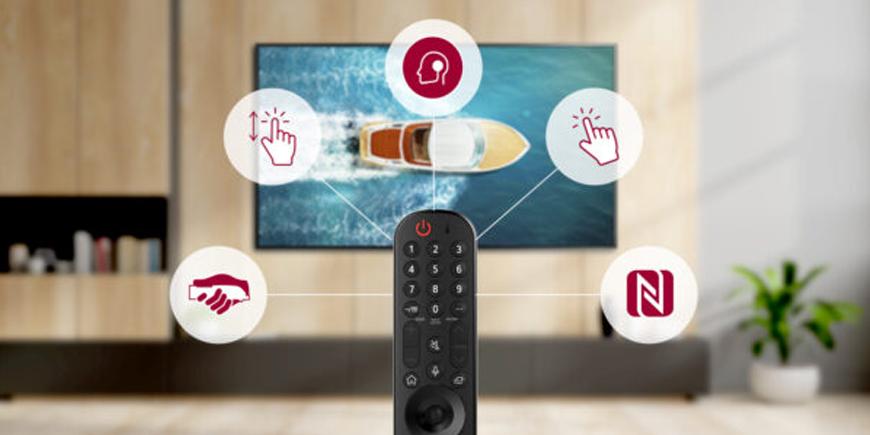 webOS 6.0 pro chytré televizory LG